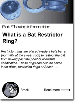What is a Bat Restrictor Ring?